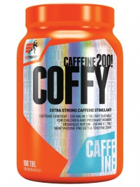Coffy 200 mg Stimulant - 100 tbl