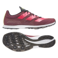 Tretry Adidas Adizero XC Sprint Dark Wine W 38 EURO/5 UK/23,5 cm